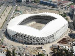 stadion Batumi Gruzija